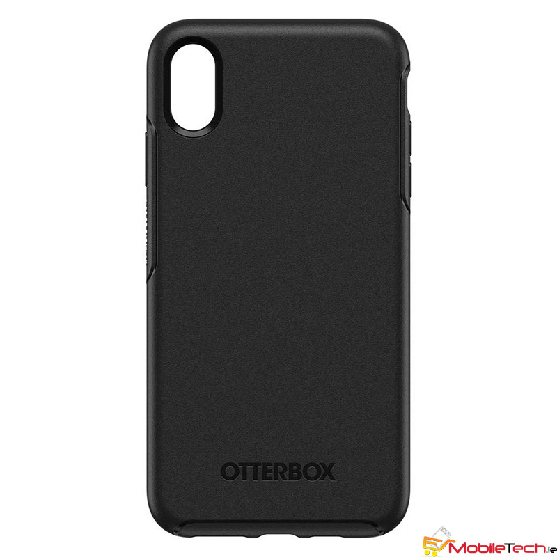 mobileTech-Apple-iPhone-XS-Max-OtterBox-Symmetry-Cover-Case-Black